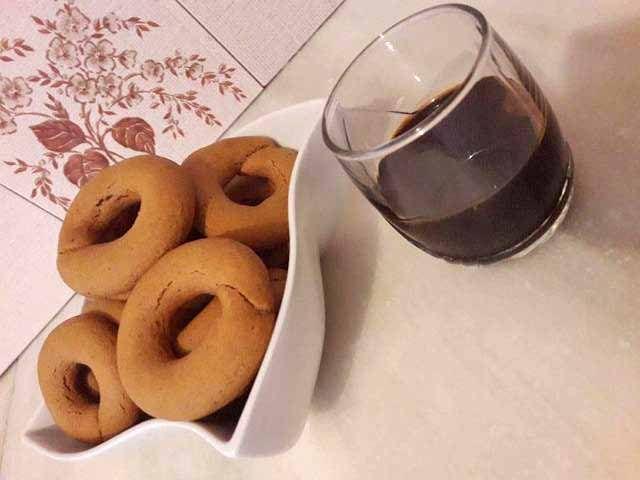 #Μουστοκούλουρα μαλακά με πετιμέζι! #cookpadgreece