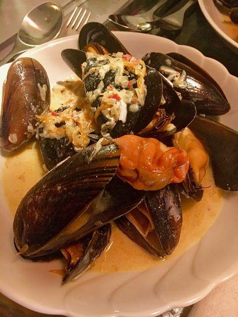 Guttas Kjøkken: Moules et Frites (Blåskjell og Pommes frites)