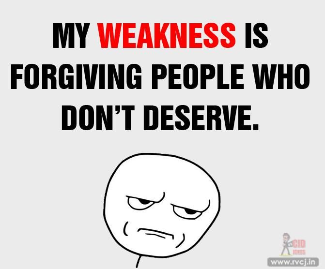 sometimes, truely hate myself for this!! #my_weakness #irritate #forgive #but…