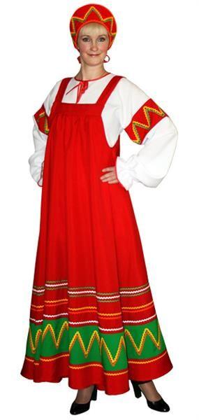 Продажа русские народные костюмы