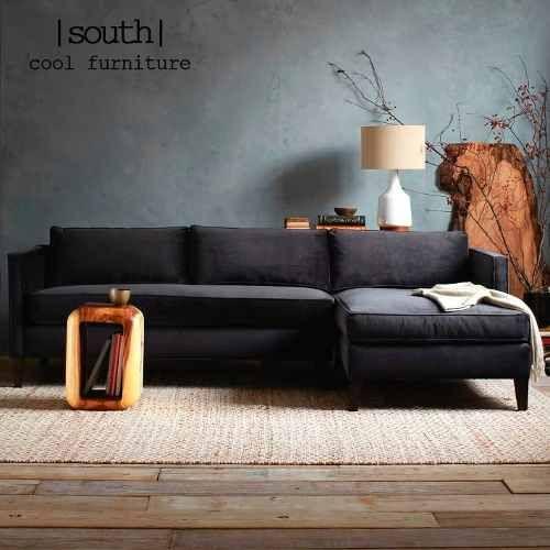 sillon sofá esquinero   mitchell   2.40mt