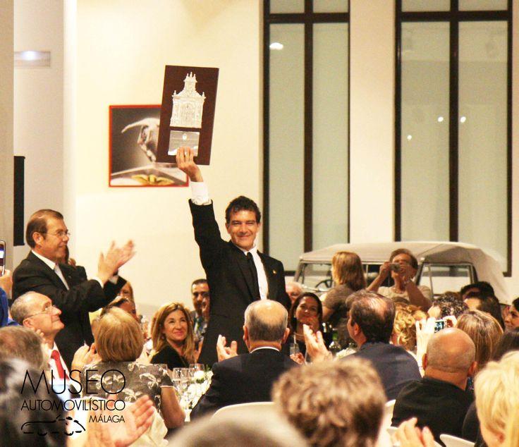 Entrega premio Antonio Banderas