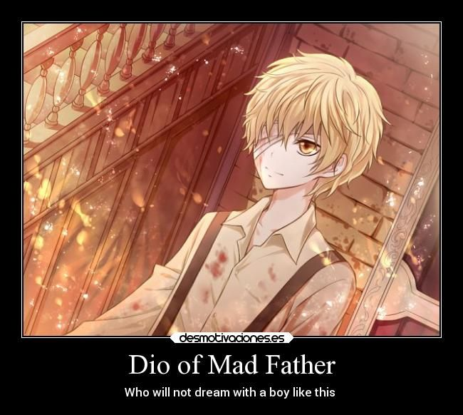 mad father dio oliver - photo #17