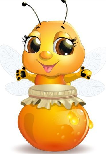 lovely cartoon bee set vectors 26 - https://www.welovesolo.com/lovely-cartoon-bee-set-vectors-26/?utm_source=PN&utm_medium=welovesolo59%40gmail.com&utm_campaign=SNAP%2Bfrom%2BWeLoveSoLo