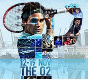 Roger Federer ATP Finals collage 2017