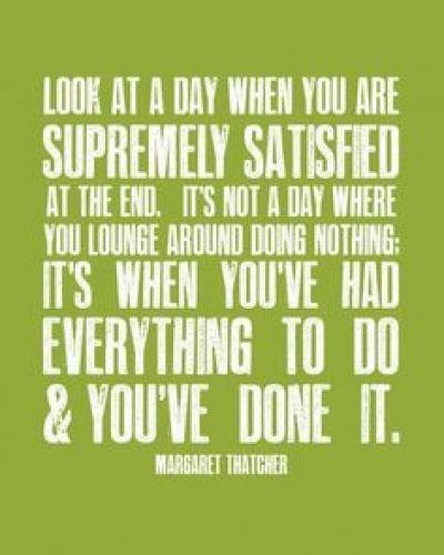 Gratification