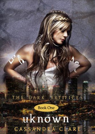 The Dark Artifices #1 - Lady Midnight  Shadow hunters 5 years after Jace & Clary