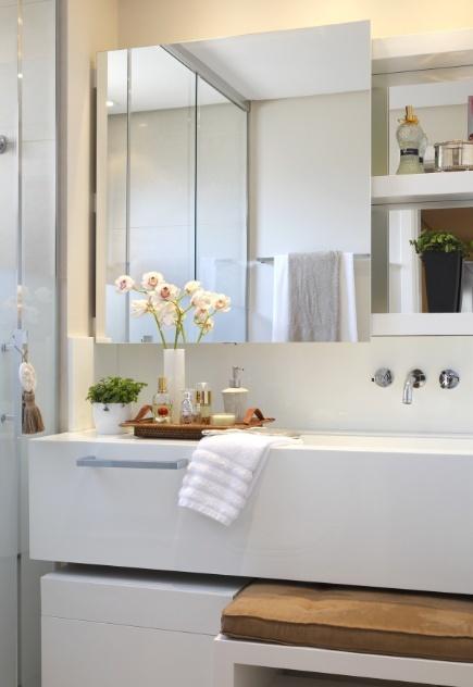 Banheiros De 2,9 M² A 12,45 M²: Veja Como Deixá