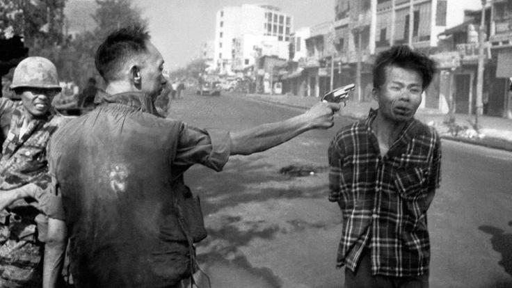 Ein Bild und seine Geschichte: Als der General einen Vietcong erschoss - SPIEGEL ONLINE - einestages