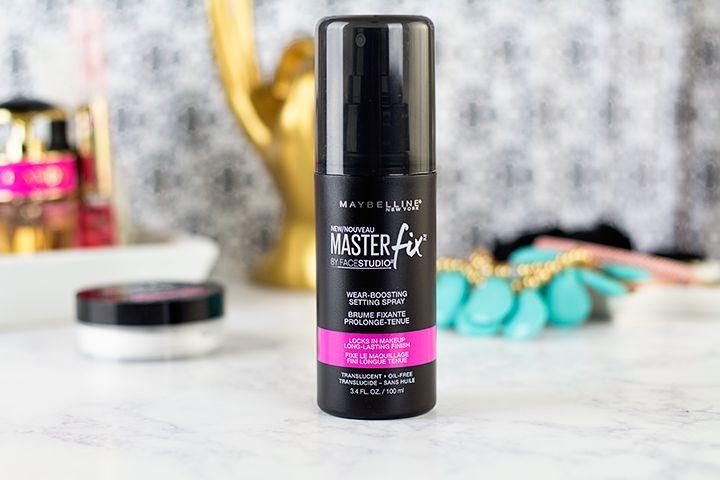 Maybelline Masterfix Setting Spray