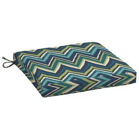 Flame Stitch Reversible Outdoor Seat Pad @ Lowe's, seat 19.5 L x 20 W x 3.5 T,  $51.61 each