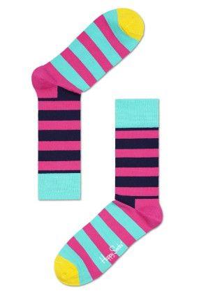 http://answear.cz/290586-happy-socks-ponozky-stripe.html  Punčochy a ponožky Ponožky  - Happy Socks - Ponožky Stripe