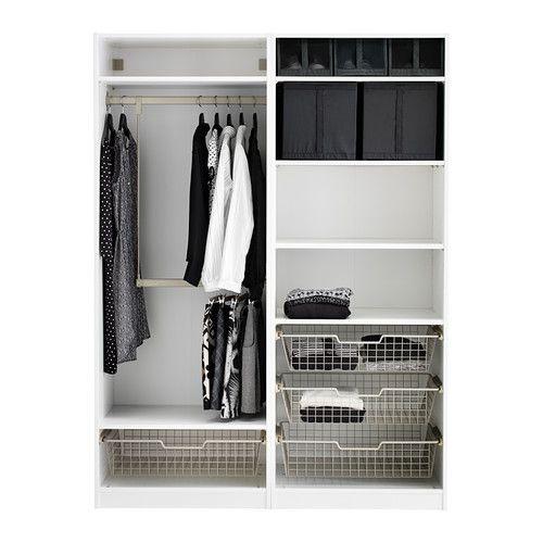 PAX Armoire avec aménagement intérieur IKEA Garantie 10 ans gratuite. Renseignements complets dans notre livret de garantie.