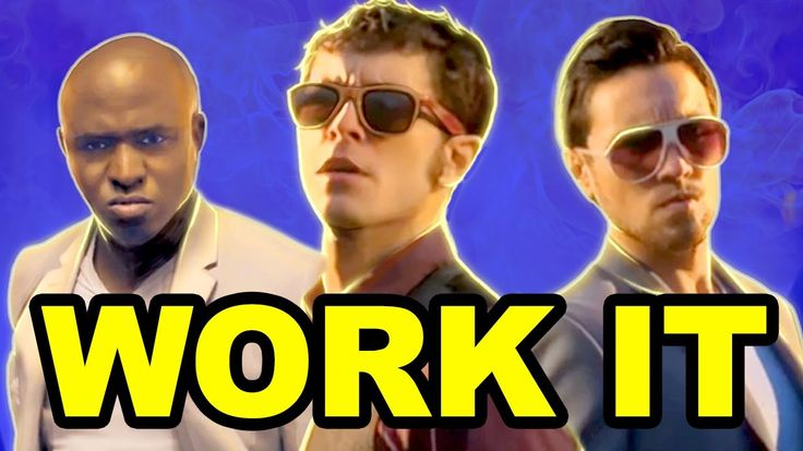 Whistle While I Work It by Chester See feat. Toby Turner with Wayne Brady  This is seriously pure epicosity. :D