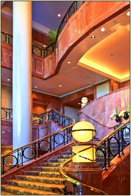 Four Seasons Hotel Lobby Atlanta