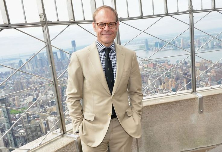 Alton Brown's Simple Weight Loss Plan