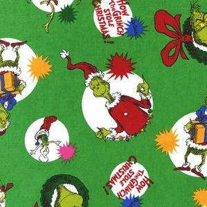 Holiday Grinch and Max Spots in Holiday