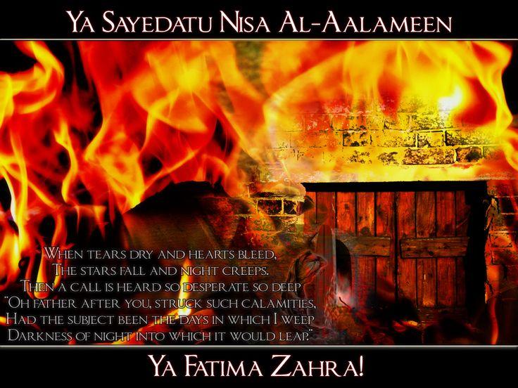 Ya Fatima Zahra by Ali-Imran786 on deviantART