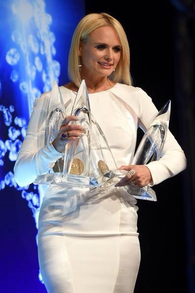 2014 CMA Awards. Oh! Sorry, I meant MLA awards! (Miranda Lambert... yeah, you get it.)