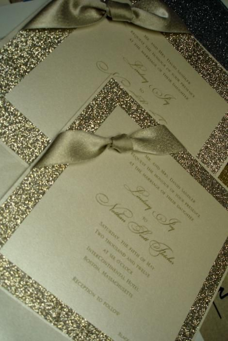 Prettiest invitations ever!