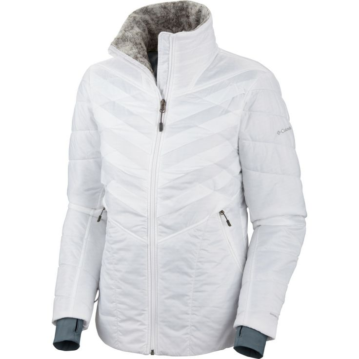 Columbia Women's Kaleidaslope II Jacket - Outfitters, Grouse Mountain, Vancouver - Pin It To Win It Contest