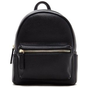 Forever21 Faux Leather Mini Backpack