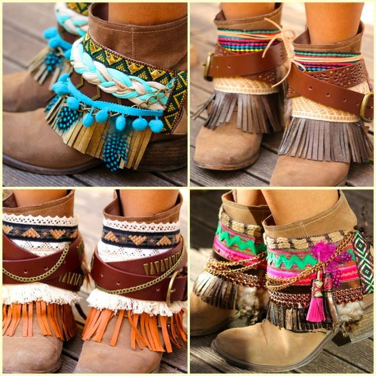 #byyoucomplementos #cubrebotas #decorabotas #boots #handmade #style #boho