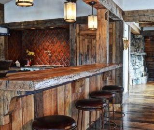 Highline Partners: Would make an awesome man cave bar