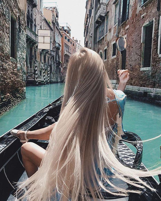 Девушки блондинки с длинными волосами триникси — photo 12