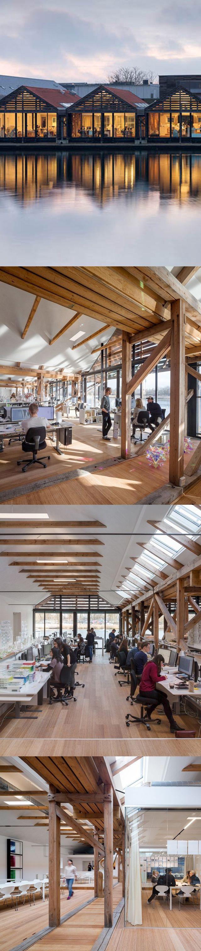 Best 1331 Modern Office Architecture & Interior Design Community ...