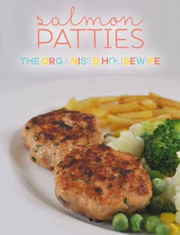 A very simple, healthy and delicious recipe. Salmon Rissoles are a great way to feed more fish to your family.