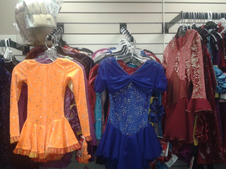 Figure Skating Dresses and supplies