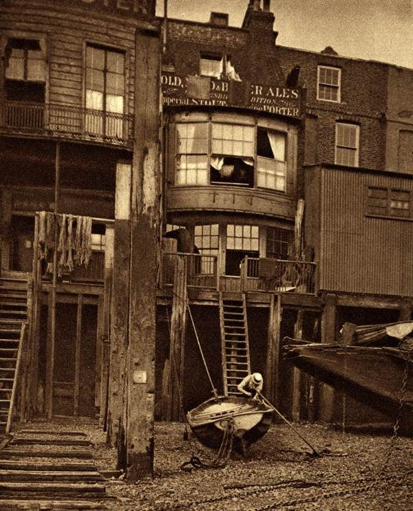 The Grapes at Limehouse
