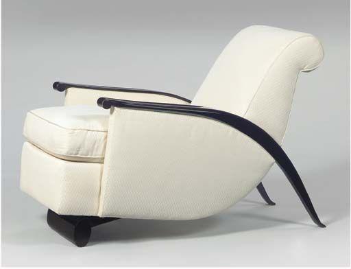 Chair - Jacques-Emile RuhlmannArt Nouveau, Comfy Armchairs, Art Deco Chairs, Jacquesemil Ruhlmann, Deco Furniture, Armchairs Jacques Emil, Furniture Design, Chairs Gon, Jacques Emil Ruhlmann