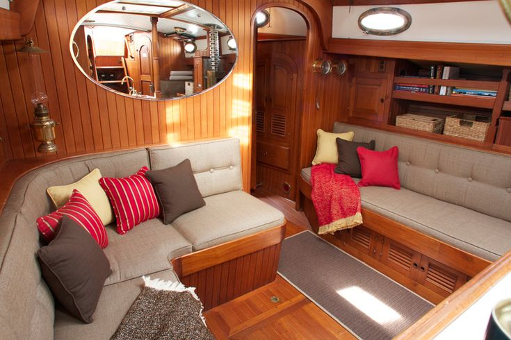 35 Best Beautiful Sailboat Interior's Images On Pinterest