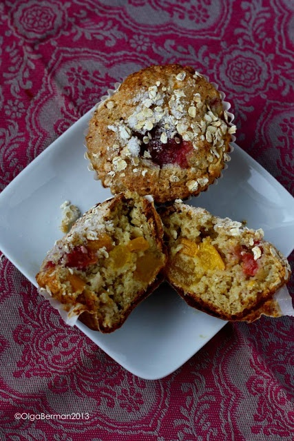 ... ...Muffins on Pinterest | Zucchini Muffins, Sour Cherry and Muffins