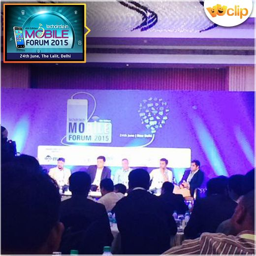 Nikhil Naik, Director, Global Content & Distribution, Vuclip, at Techcircle.in Mobile Forum 2015, speaking about 'Monetizing mobile content - The way forward'.