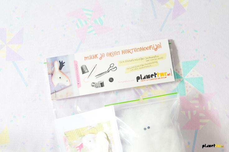 Planet Fur - DIY deer kits