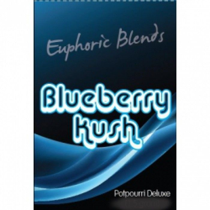 Euphoric Blends BLUEBERRY KUSH™ (3 gram) NEW FORMULA