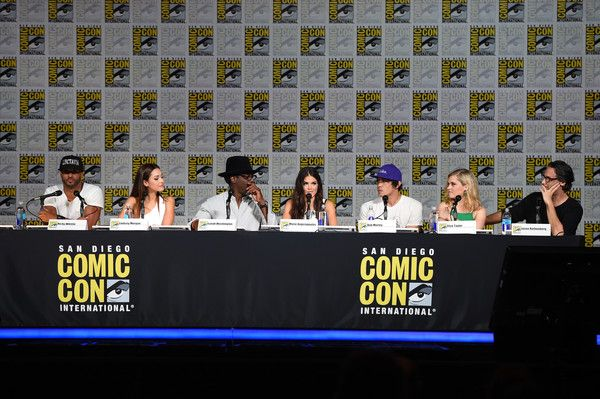 Ricky Whittle Marie Avgeropoulos Photostream