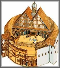 Bio: By 1599 Shakespeare was wealthy. He and another man designed this theater and named it The Globe.