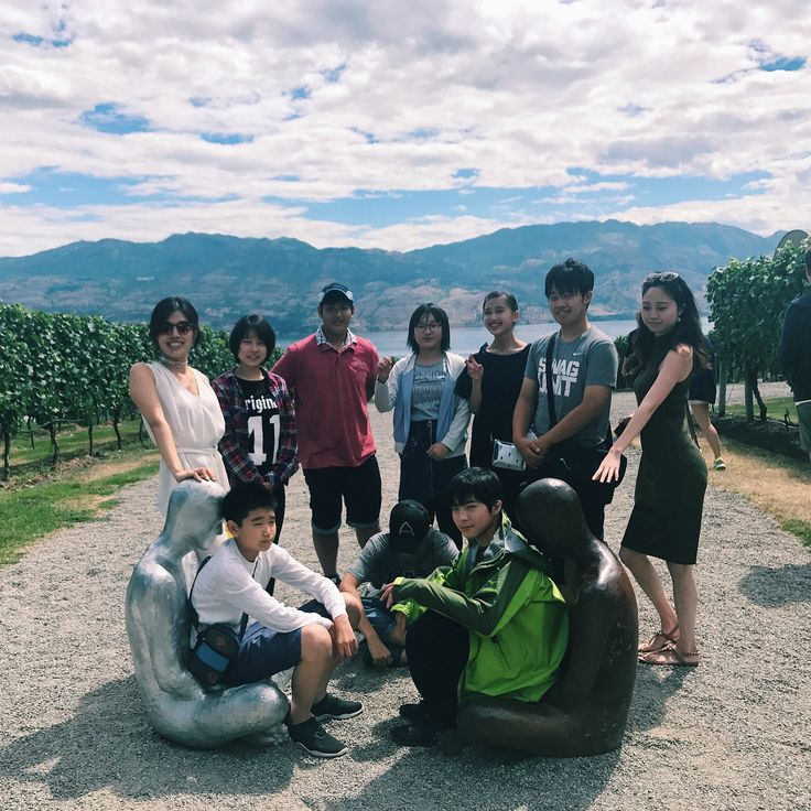 Kelowna trip 1日目-winery 見学2❤︎ #kelowna #canada #student #trip #winery #wine #tasting #japanese #korean #mexican  #brazillian #international #agency http://butimag.com/ipost/1565308152495646195/?code=BW5F3iphqXz
