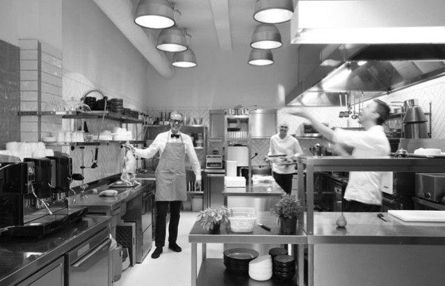 SCANSEN - designová restaurace - Ostrava Centrum