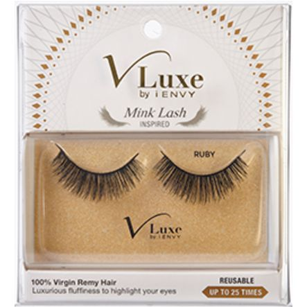 Kiss i-ENVY V Luxe 100% Virgin Remy Hair Mink Lash Inspired - Ruby #VLEF05 $8.09 Visit www.BarberSalon.com One stop shopping for Professional Barber Supplies, Salon Supplies, Hair & Wigs, Professional Product. GUARANTEE LOW PRICES!!! #barbersupply #barbersupplies #salonsupply #salonsupplies #beautysupply #beautysupplies #barber #salon #hair #wig #deals #Kiss #iENVY #VLuxe #Virgin #RemyHair #Mink #Lash #Inspired #Ruby #VLEF05
