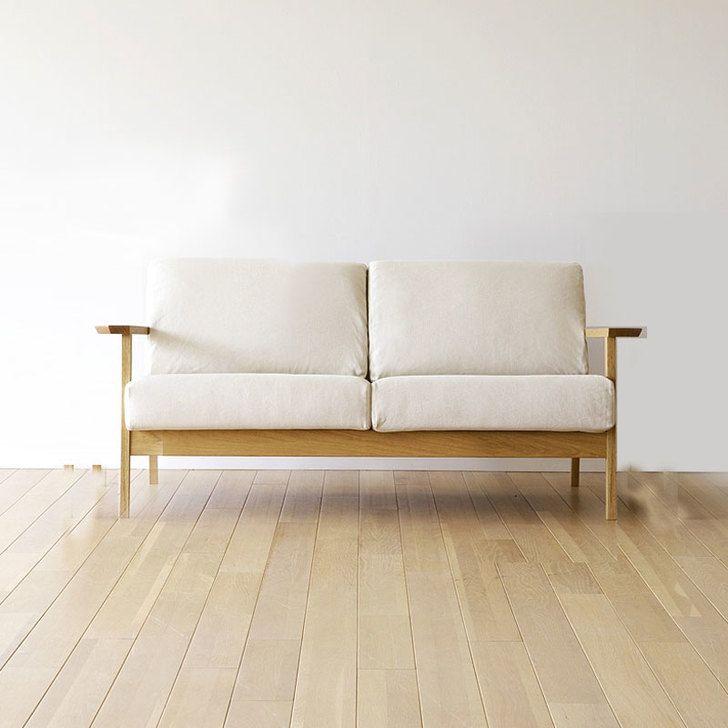 Cebu Sofa 2 5p Sofa Oak Sofa Japanese Furniture