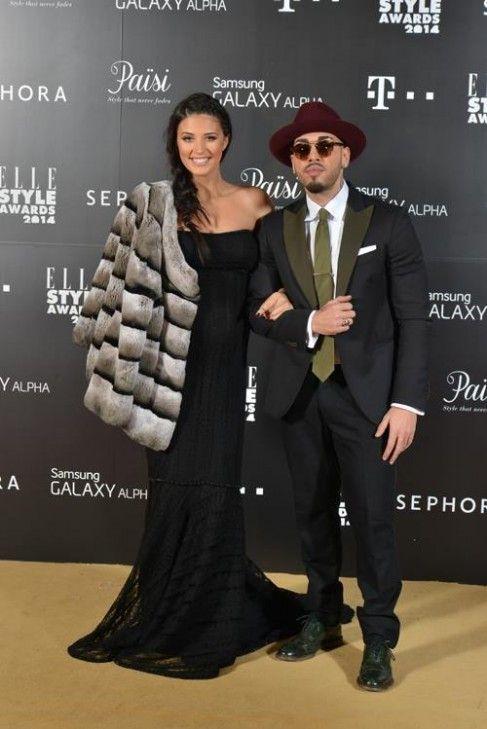 Vedetele au purtat ținute spectaculoase la Gala Elle Style Awards 2014 We ❤ Antonia in Paisi #fur!