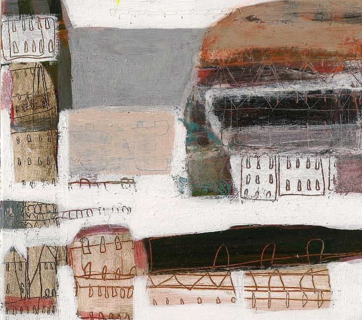 anne davies - the pier and the hill