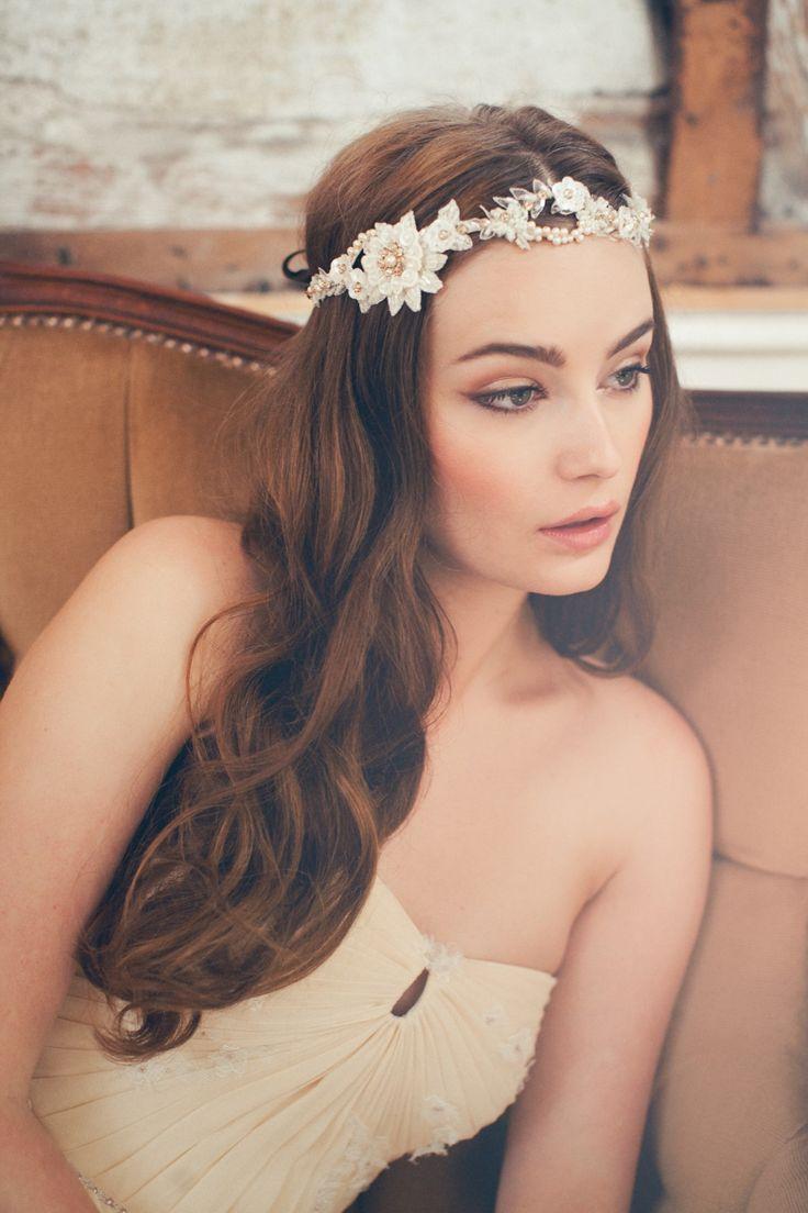 FRIDA - Bridal headpiece - SHOP THE COLLECTION