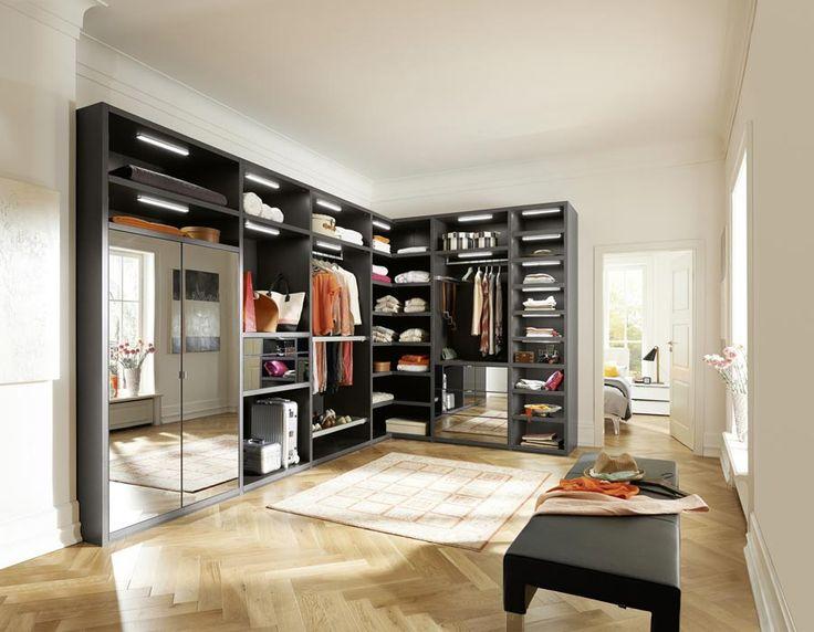 Beautiful Inloopkast Walk in closet bij NICO VAN DE NES nicovandenes nl