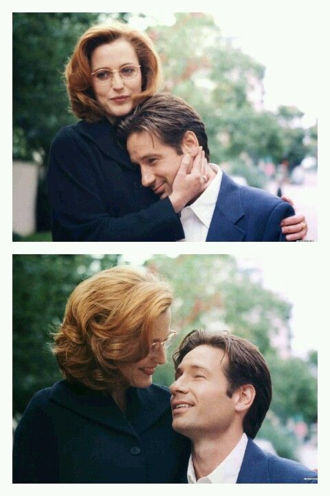 Mulder and Scully are too perfect. X Files is still one of my favorite shows ever